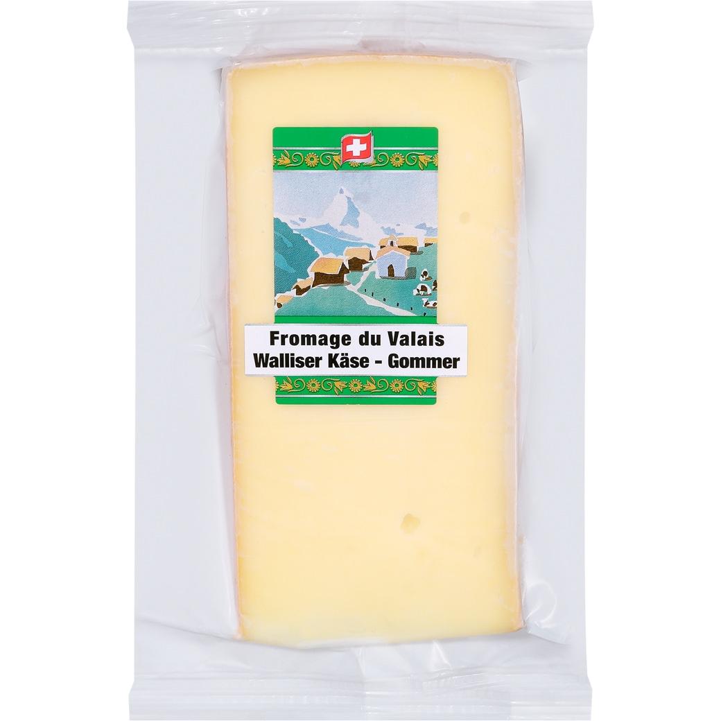 Walliser Käse «Gommer» - 250g