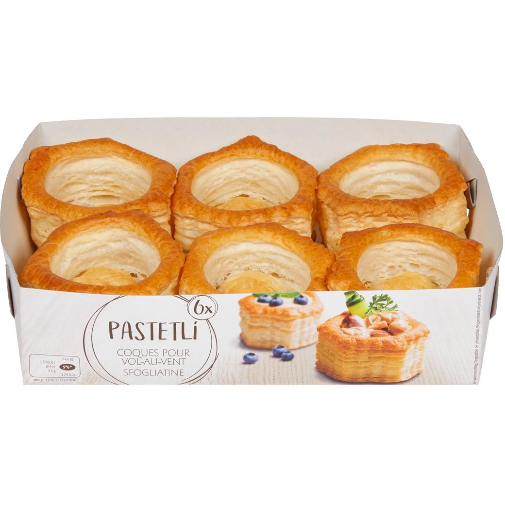 Pastetli - 195g