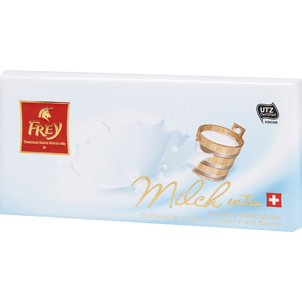 Milch Extra fein