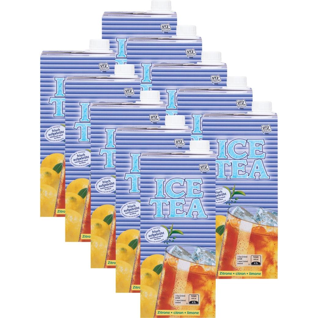 Ice Tea Zitrone 10x1L