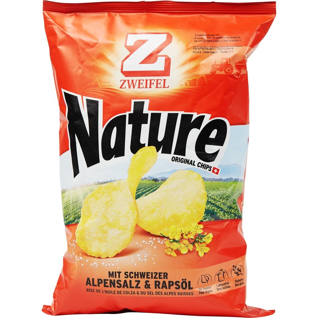 Zweifel Original Chips Nature 5er - 875g