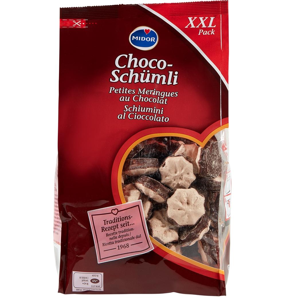 Choco-Schümli Grosspackung - 350g