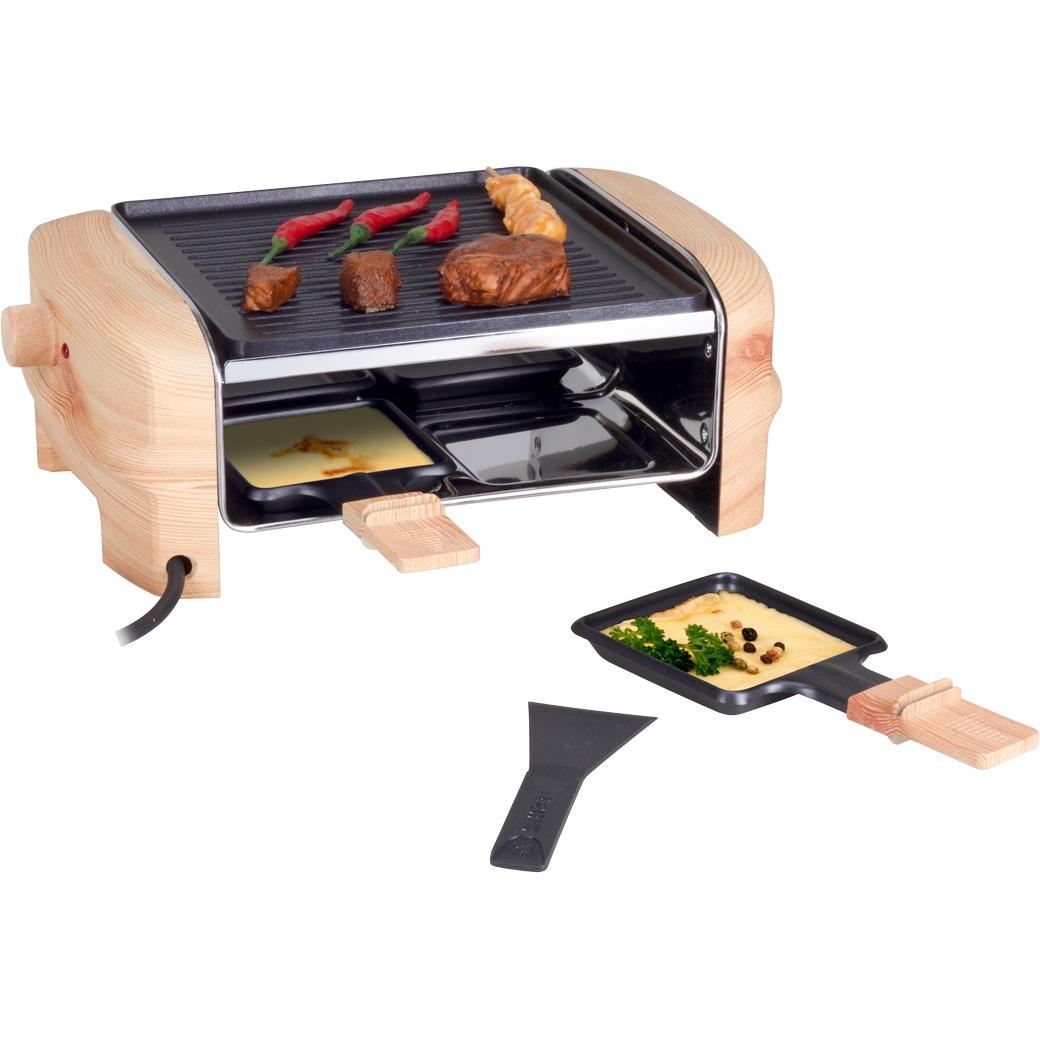 Raclette-Gerät «Wood Elegance»