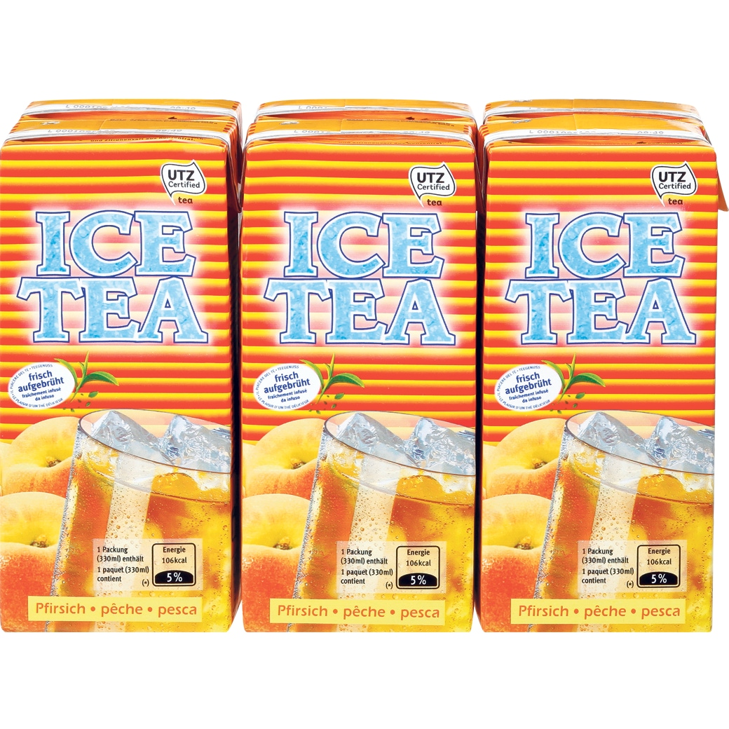 Ice Tea Pfirsich - 6x33cl