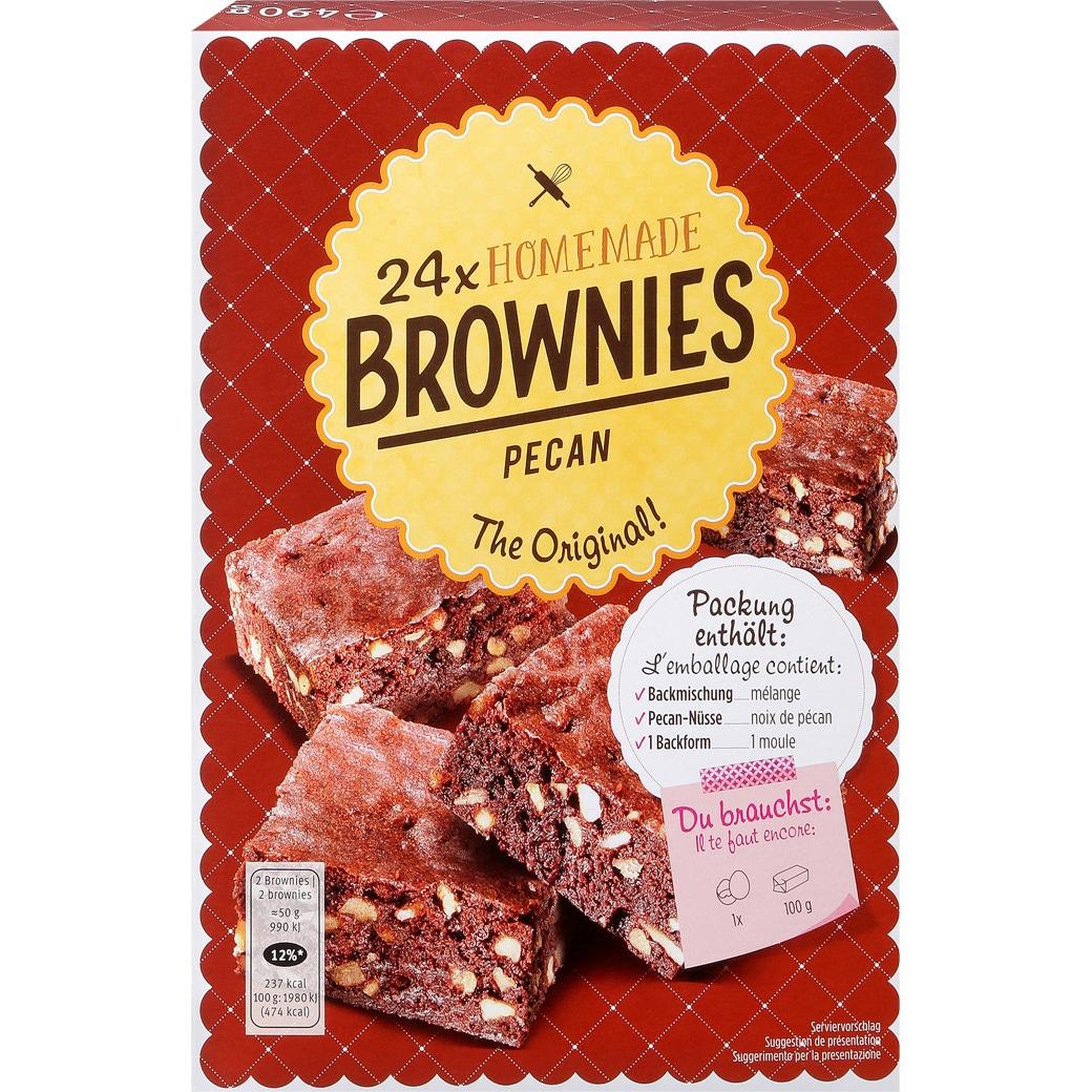 Backmischung Brownies - 490g