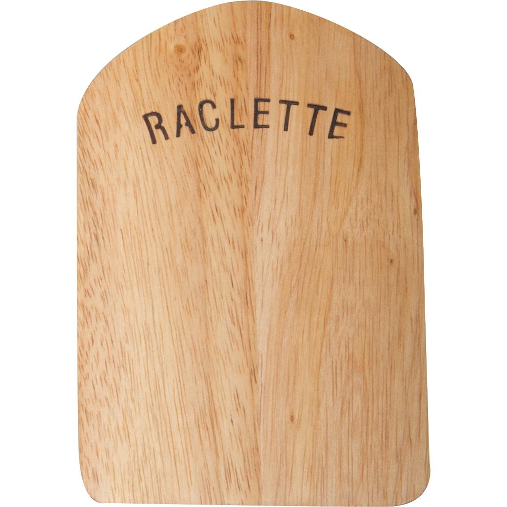 Raclette Holzuntersetzer