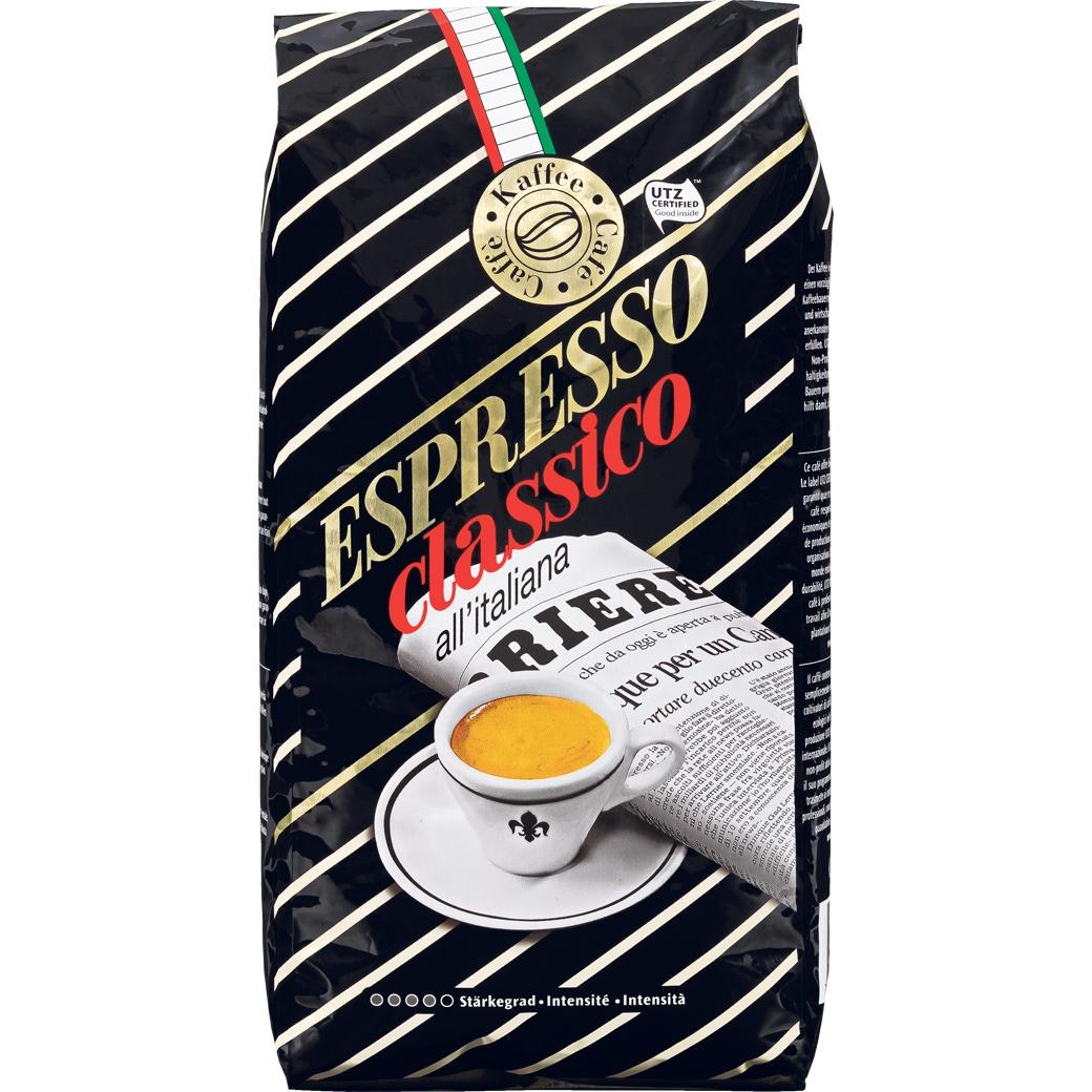 Kaffee Espresso 'Classico Bohnen'