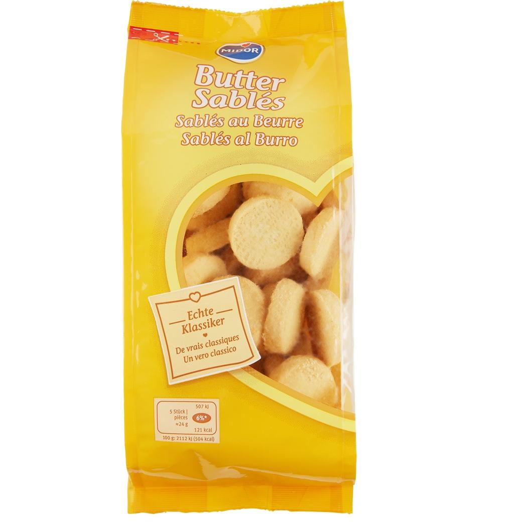 Butter Sablés - 560g