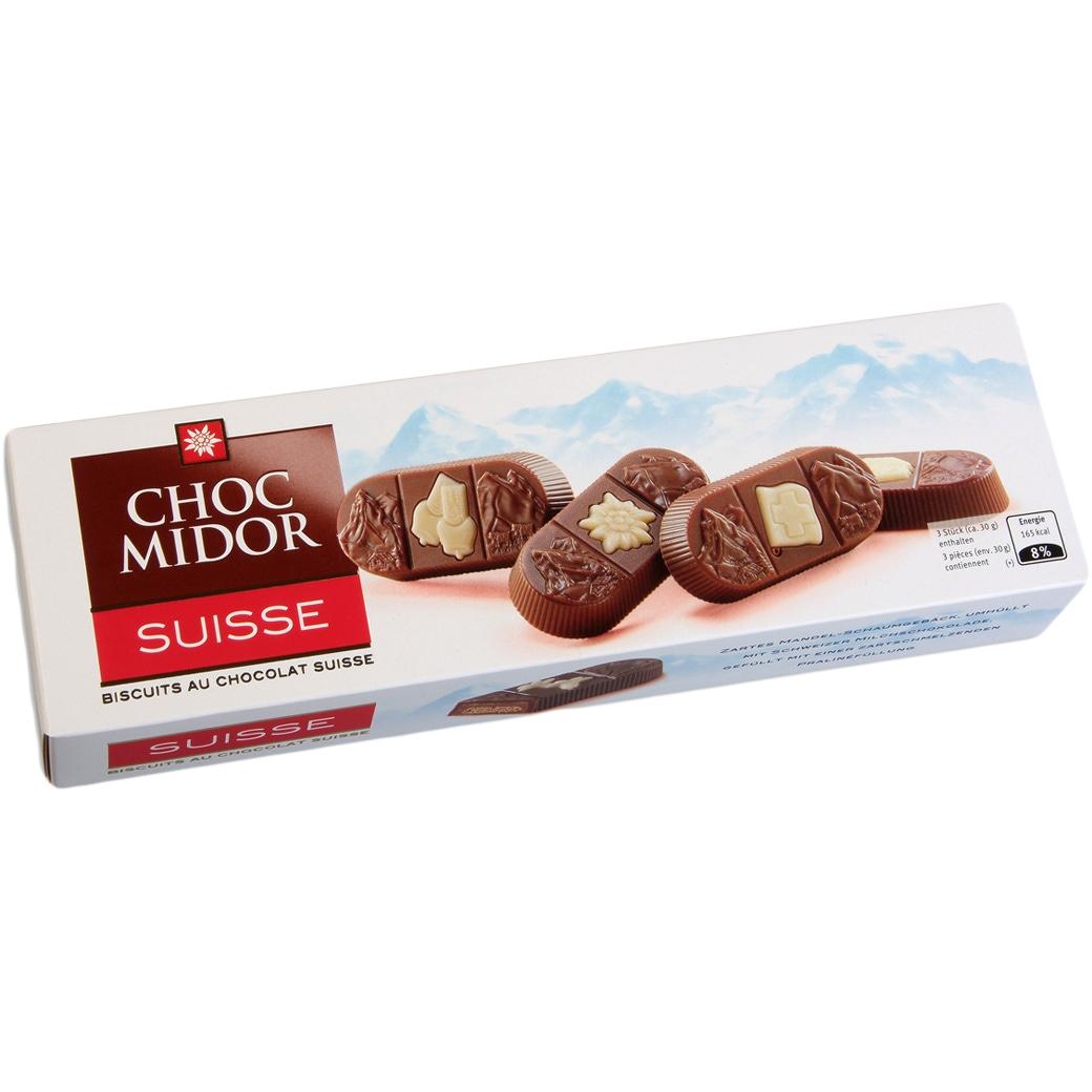 ChocMidor 'Suisse'