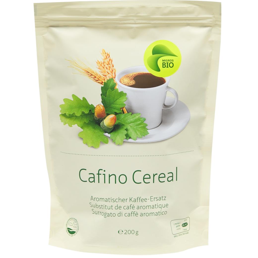 Kaffee löslich 'Bio Cafino Cereal'