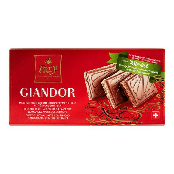 Giandor «ohne Zuckerzusatz» - 100g
