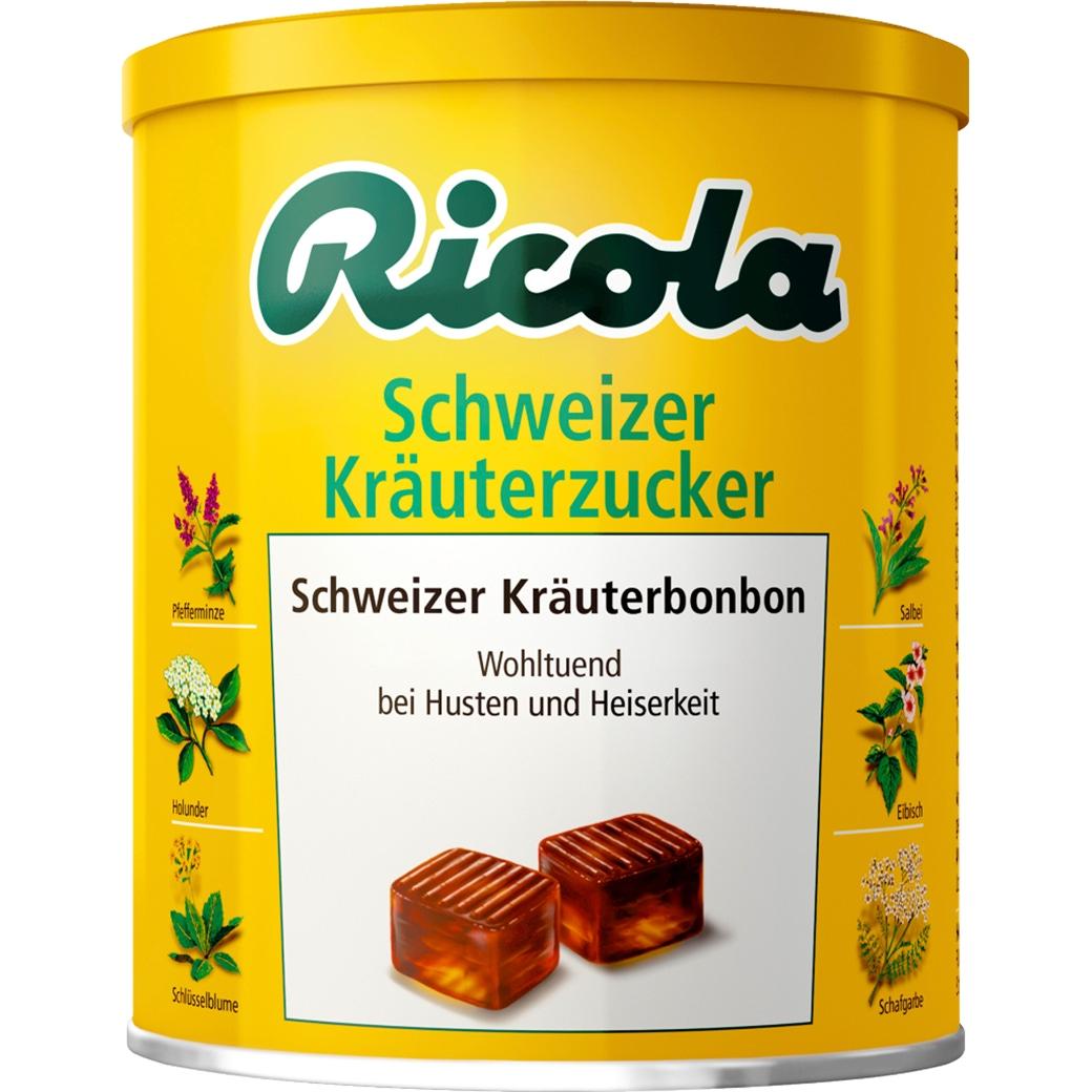 Ricola Kräuterzucker
