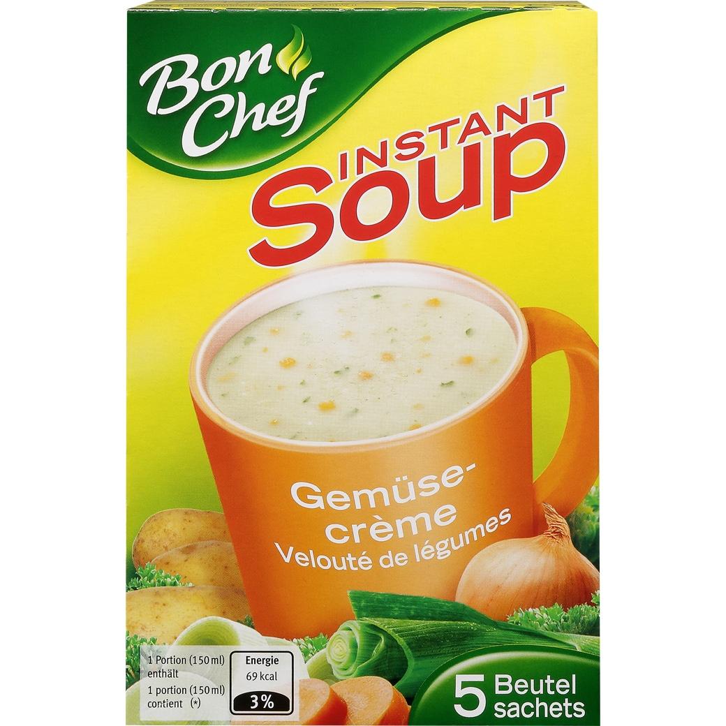 Bon Chef Instant Gemüsecrème - 90g