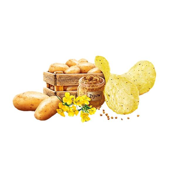 Zweifel Chips Original Moutarde - 90g