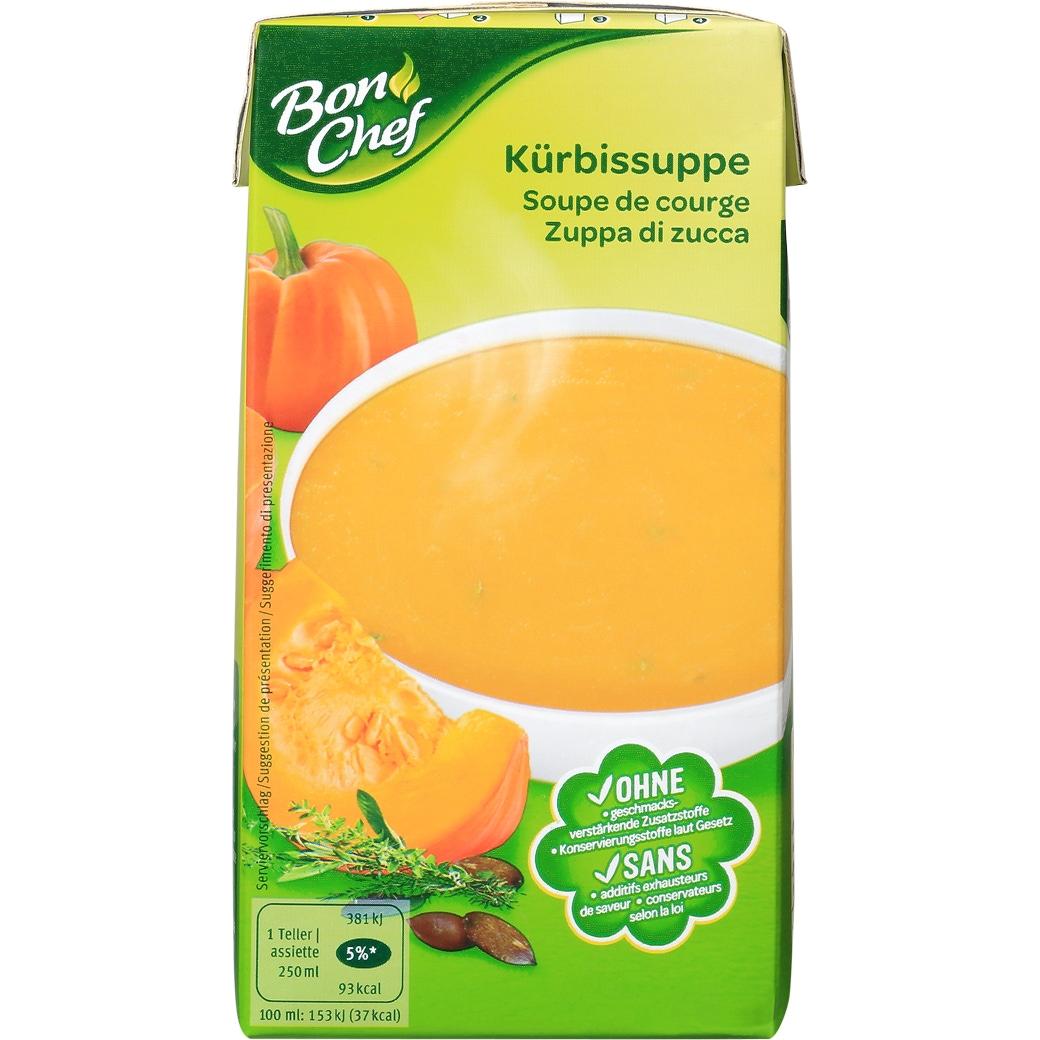 Bon Chef Kürbissuppe - 515g