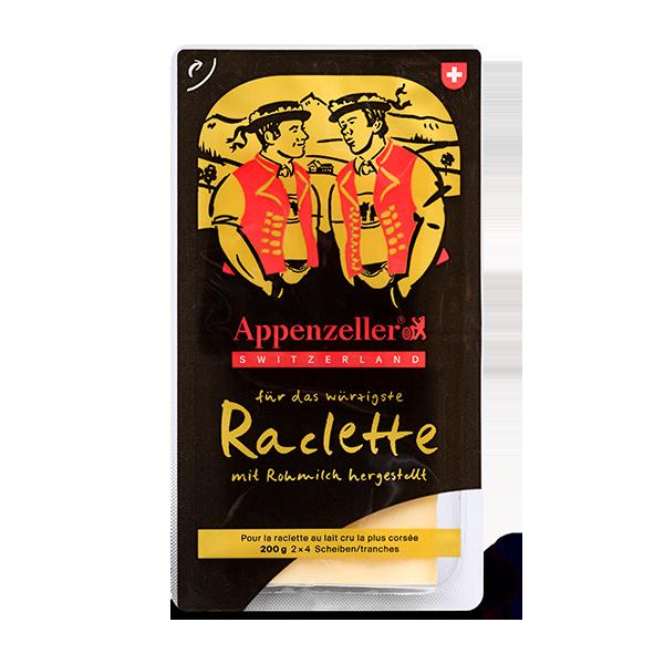 Appenzeller Raclette Scheiben - 200g