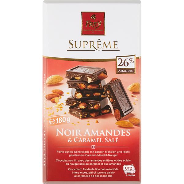 Suprême dunkel Caramel Salz - 100g