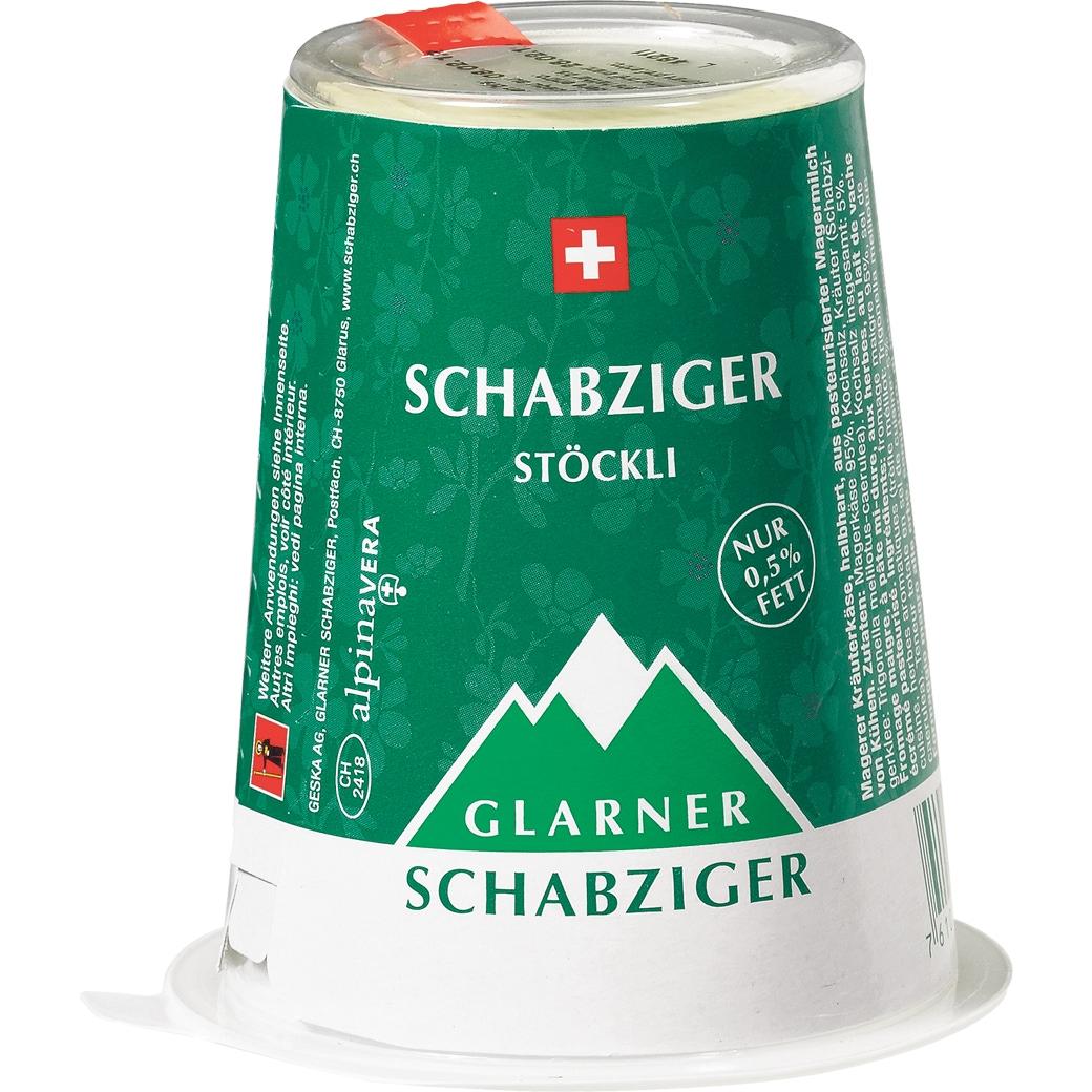 Glarner Schabziger Stöckli - 100g