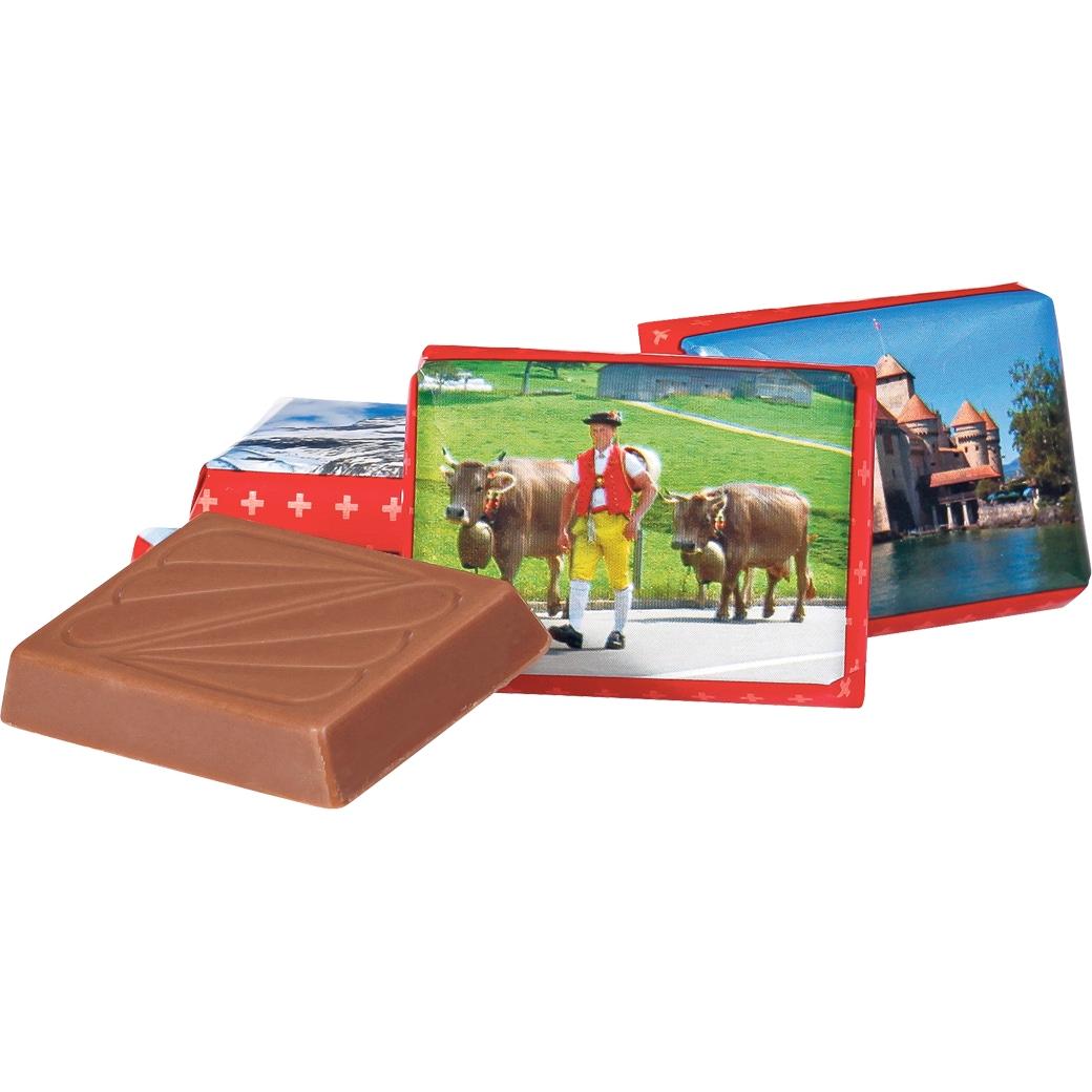 Swiss Chocolate Napolitaines 'Schachtel'