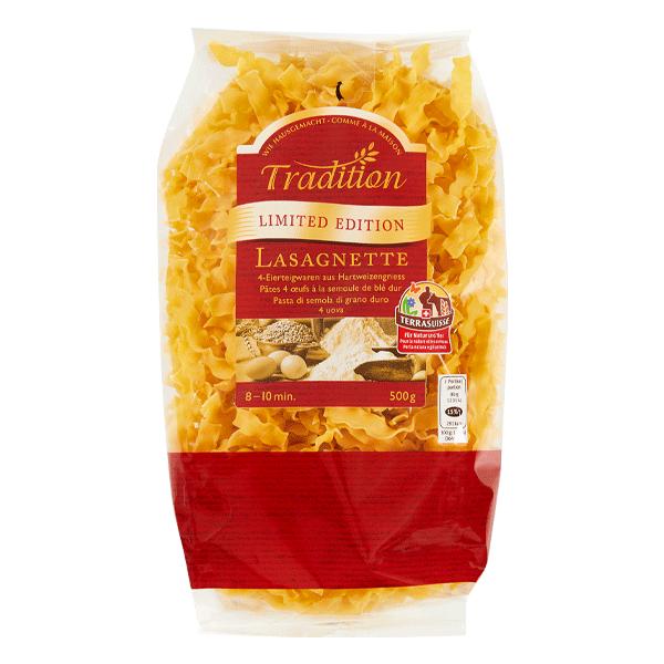 Tradition Lasagnette 4EI - 500g