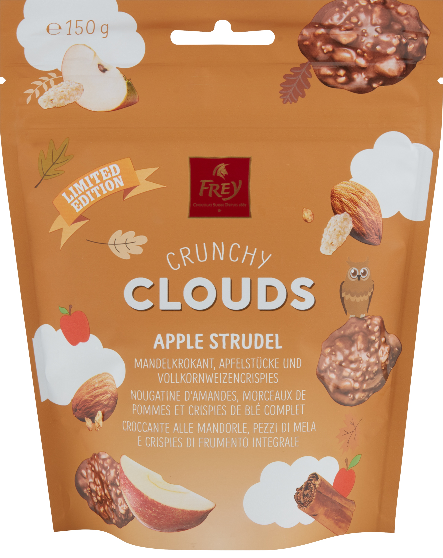 Crunchy Clouds «Apfelstrudel» - 150g