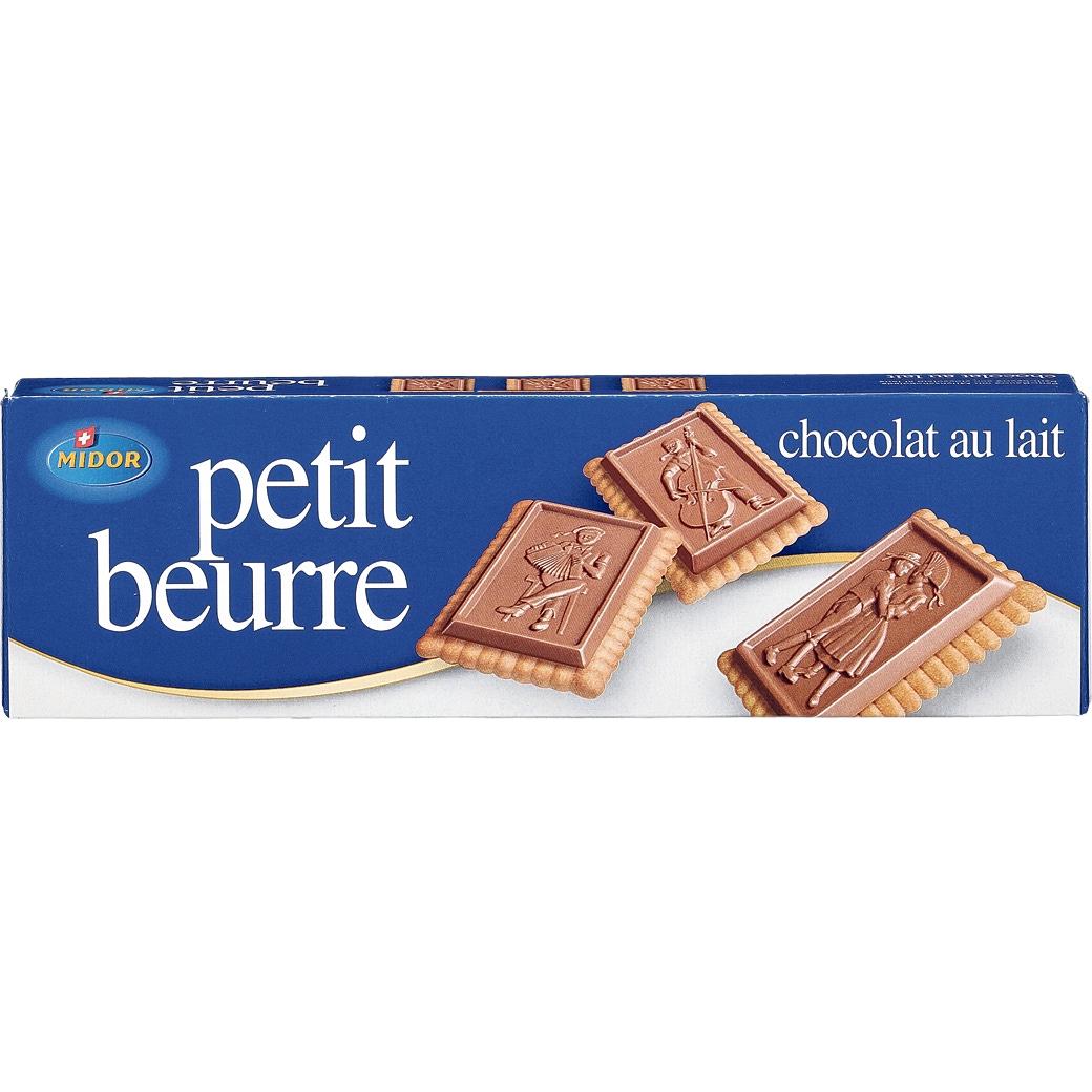 Petit Beurre Chocolat au Lait Biscuits - 150g