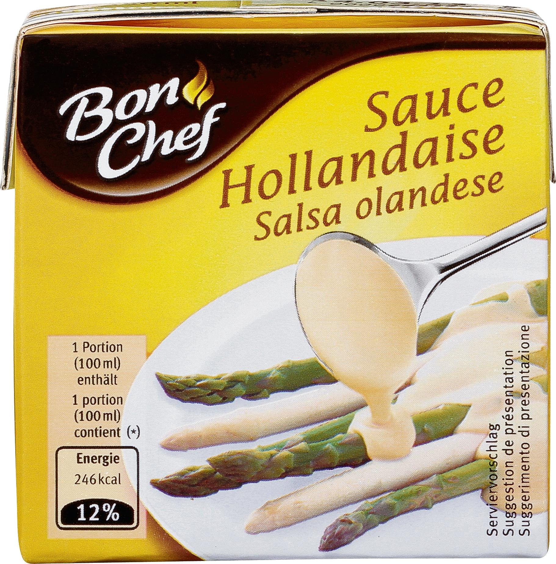 Bon Chef Sauce Hollandaise - 250g