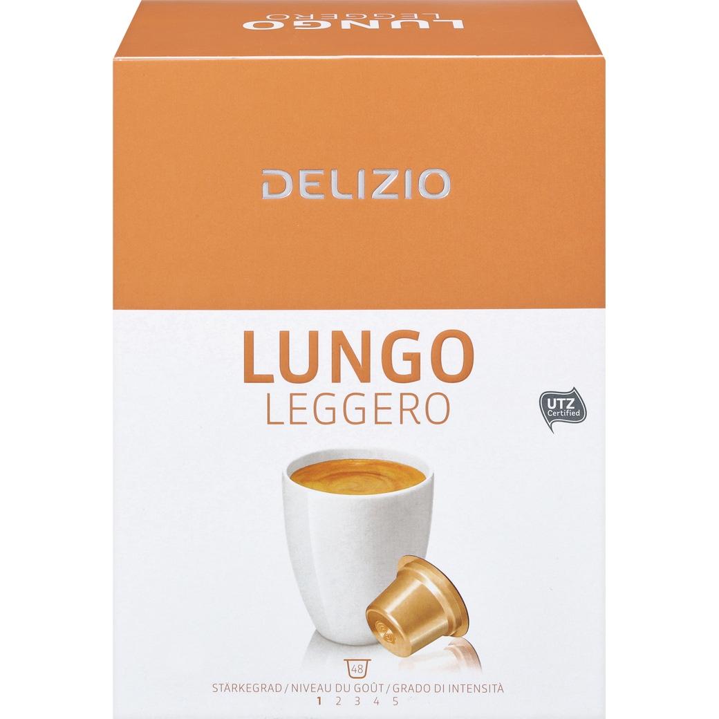 Delizio 'Leggero' 48 Kapseln