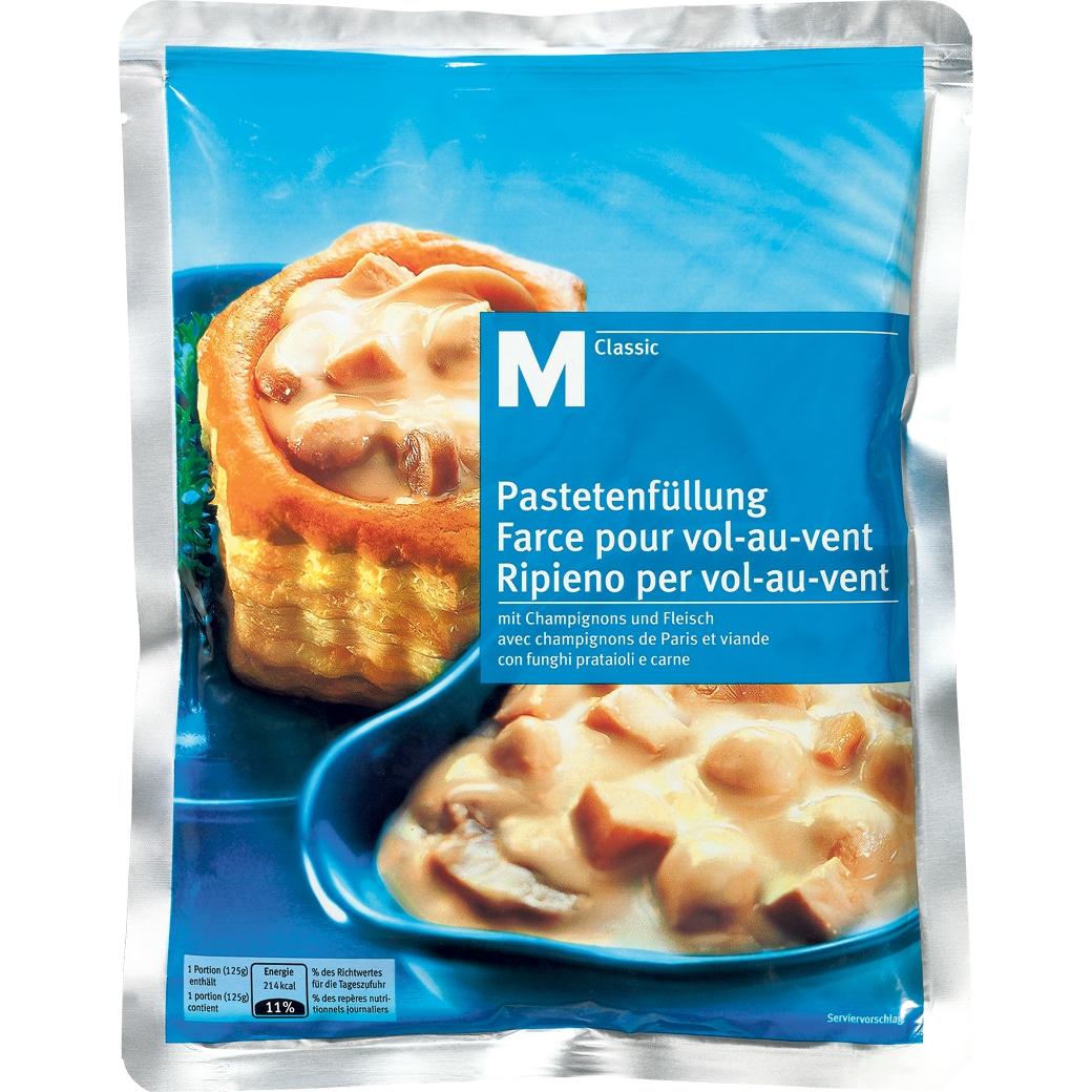 M-Classic Pastetenfüllung