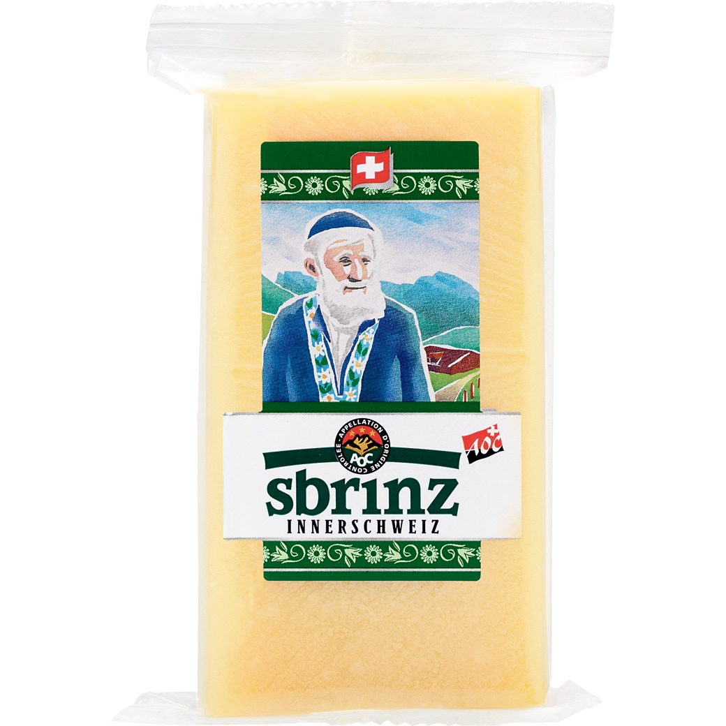 AOP Sbrinz - 200g