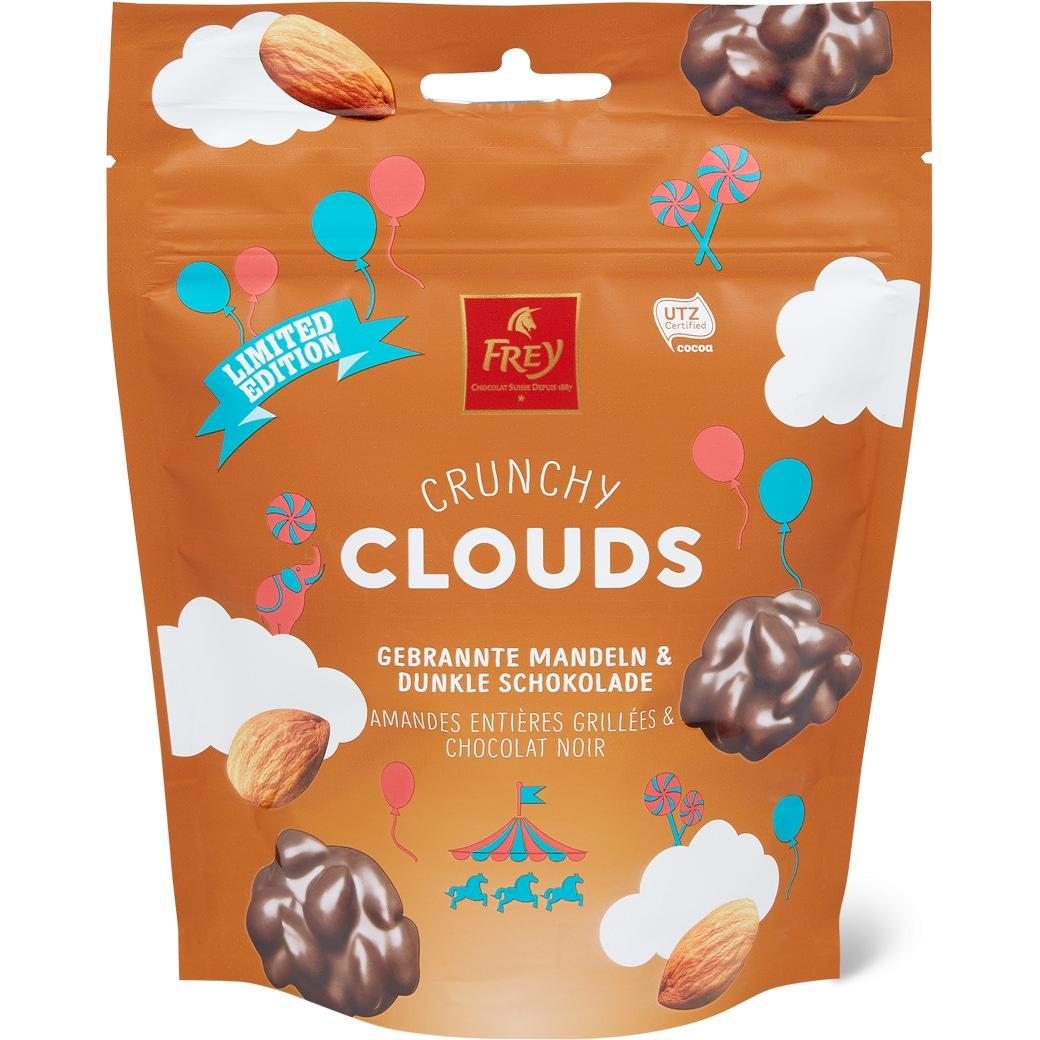 Crunchy Clouds «Gebrannte Mandeln» - 150g