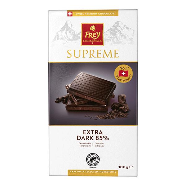 Frey Supreme Dark 85%  - 100g