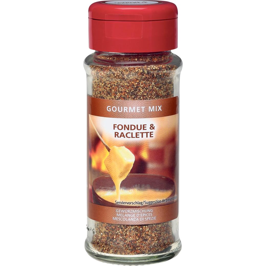 Gourmet Mix 'Fondue & Raclette'