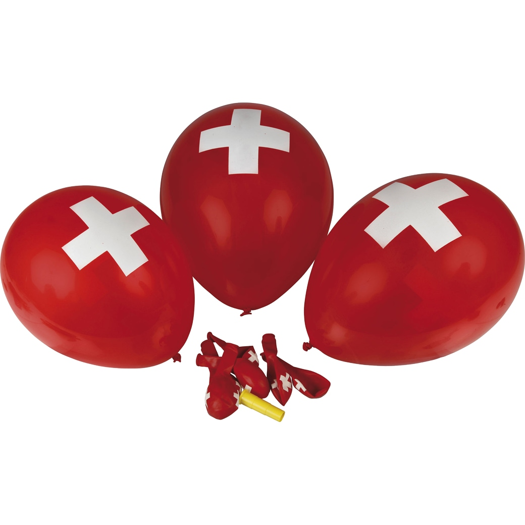 Luftballon - 8er-Pack