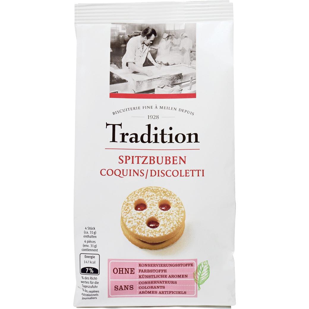 Tradition Spitzbuben