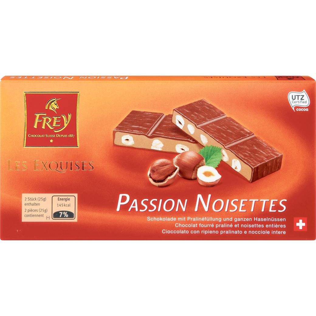 Les Exquises 'Passion Noisettes'