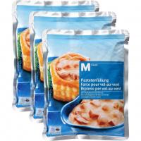 M-Classic Pastetenfüllung 3er - 1.5kg
