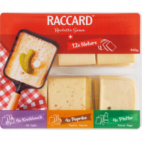 Raclette Raccard Family