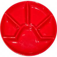 Fleischfondue-Teller «Racly»