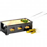 Raclette H'eat Cheese! @home 'Kuhdekor'