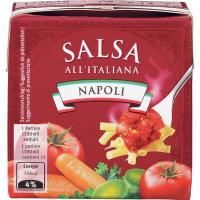 Salsa Napoli Mini - 263g