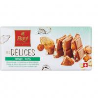 Les Delices «Mandel-Nuss» - 100g