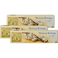 Créa d'Or Vanille-Kipferl - Trio - 300g