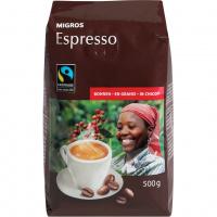 Kaffee Max Havelaar Espresso Bohnen - 500g