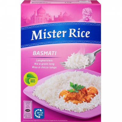 Mister Rice «Basmati» - 1kg