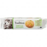 Tradition Sablé mit Pistazien