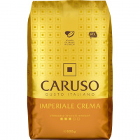 Kaffee Caruso Imperiale Crema Bohnen - 500g