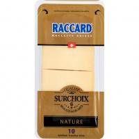 Raclette «Raccard Surchoix» - 400g