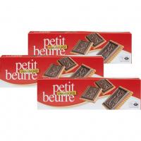Petit Beurre Chocolat noir Trio - 450g