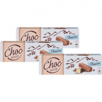 Choc Midor Waffeln «Classico» - Trio